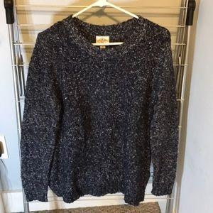 Chunky warm winter sweater